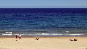 Plus 30 grader flere steder ved Middelhavet denne ugen. (©otoerres)