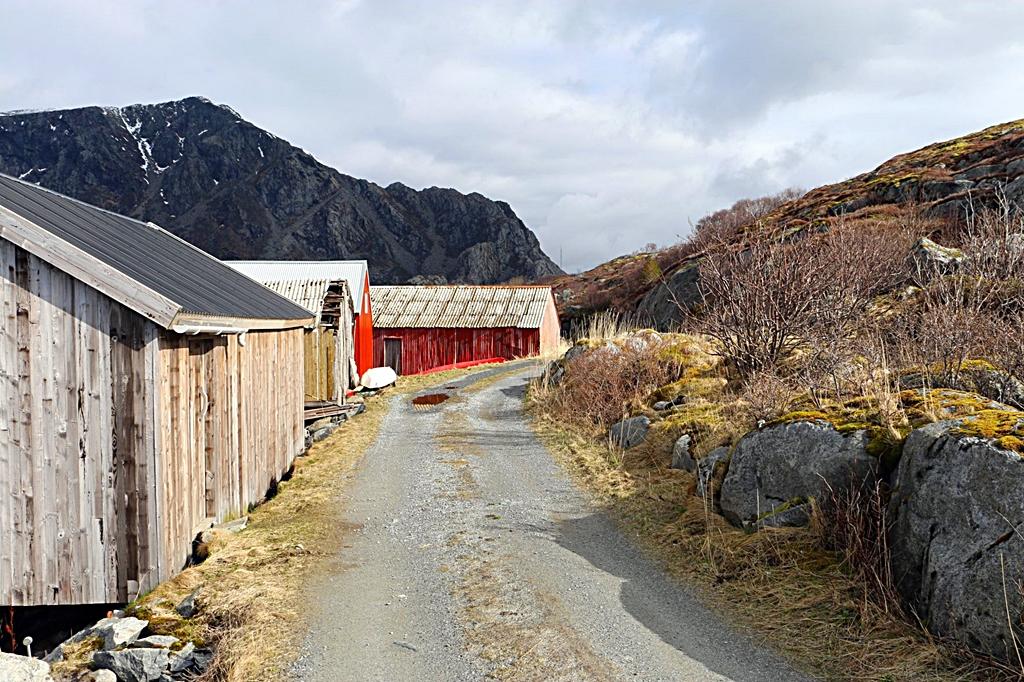 turistvei - Norge - KNA