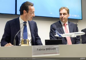 Fabrice Brégier (left) and Karsten Balke (Photo: H. Goussé/master films )