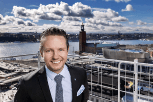 Thomas Andersson, vd Visit Stockholm (bildkälla: visitstockholm.com )