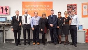 The airline has provided affordable flights with friendly service for the past 20 years and opened its Edinburgh base 15 years ago (picture: easyJet)