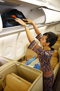 Singapore Airlines links Singapore with the US West Coast, San Francisco, on a non-stop basis.(Photo: singaporeair.com)