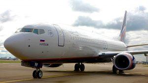 Boeing 737-800 (Aeroflot.ru)