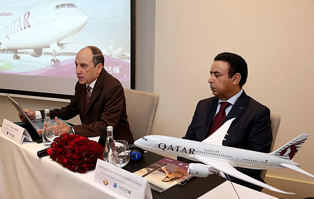 Qatar Airways celebrates expansion in Morocco | Dfly