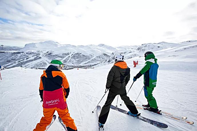 Hemsedal Skisenter, foto: Troels Rosenkrantz Andersen