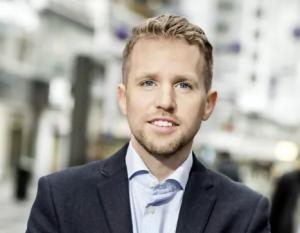 Erik Wikander (Travellink)