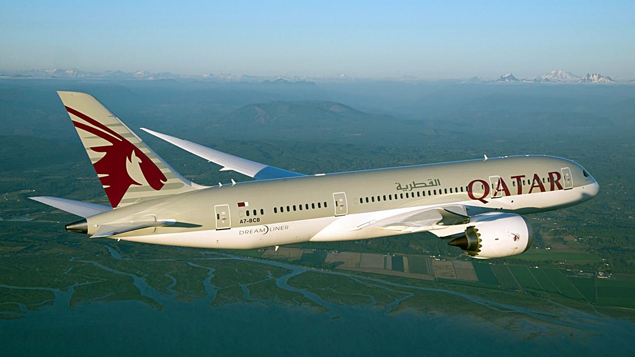 Qatar Airways - Boeing B 787 Dreamliner