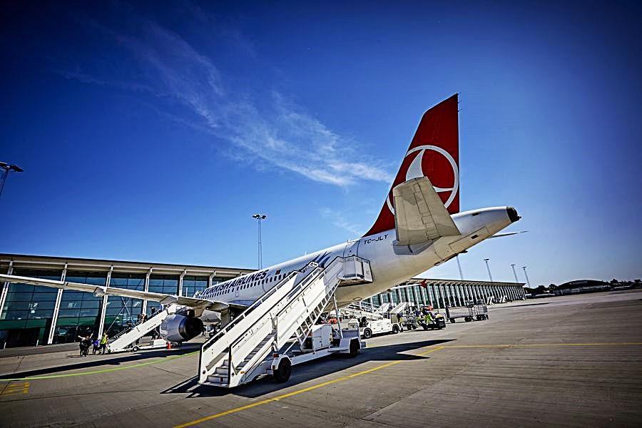 aalborg lufthavn ruter