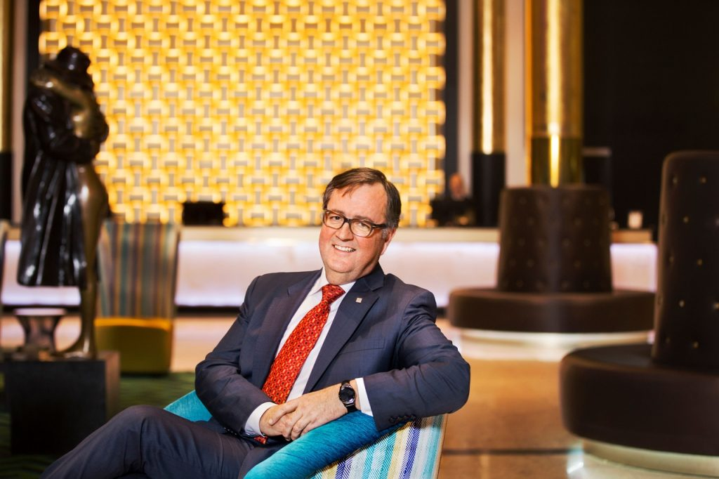Morten Thorvaldsen. Foto: Gry Traaen - thon Hotels