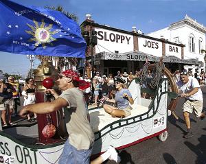 Conch Republic (Photo: Florida Keys News Bureau)