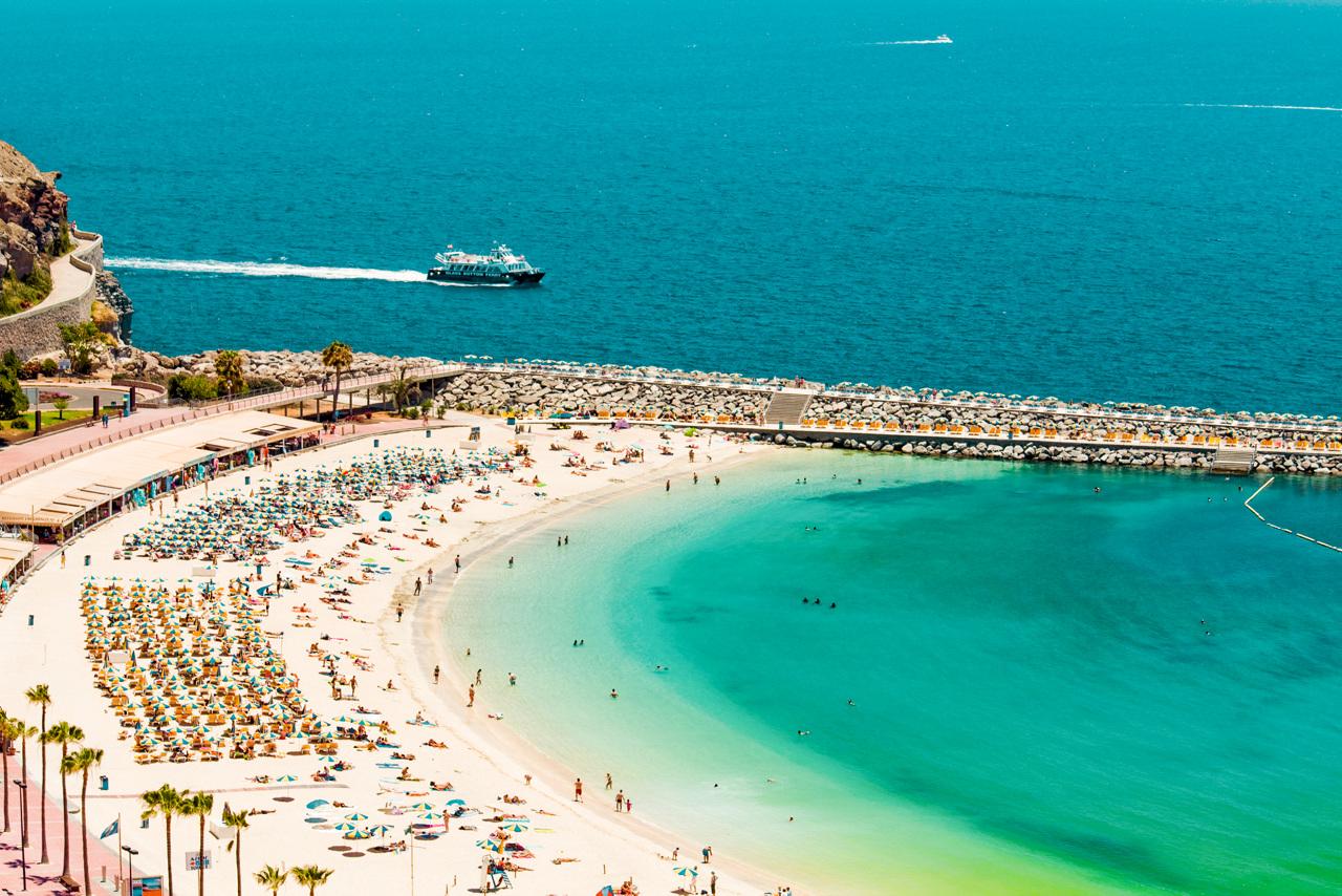 Playa de Amadores - Gran Canaria - Ving