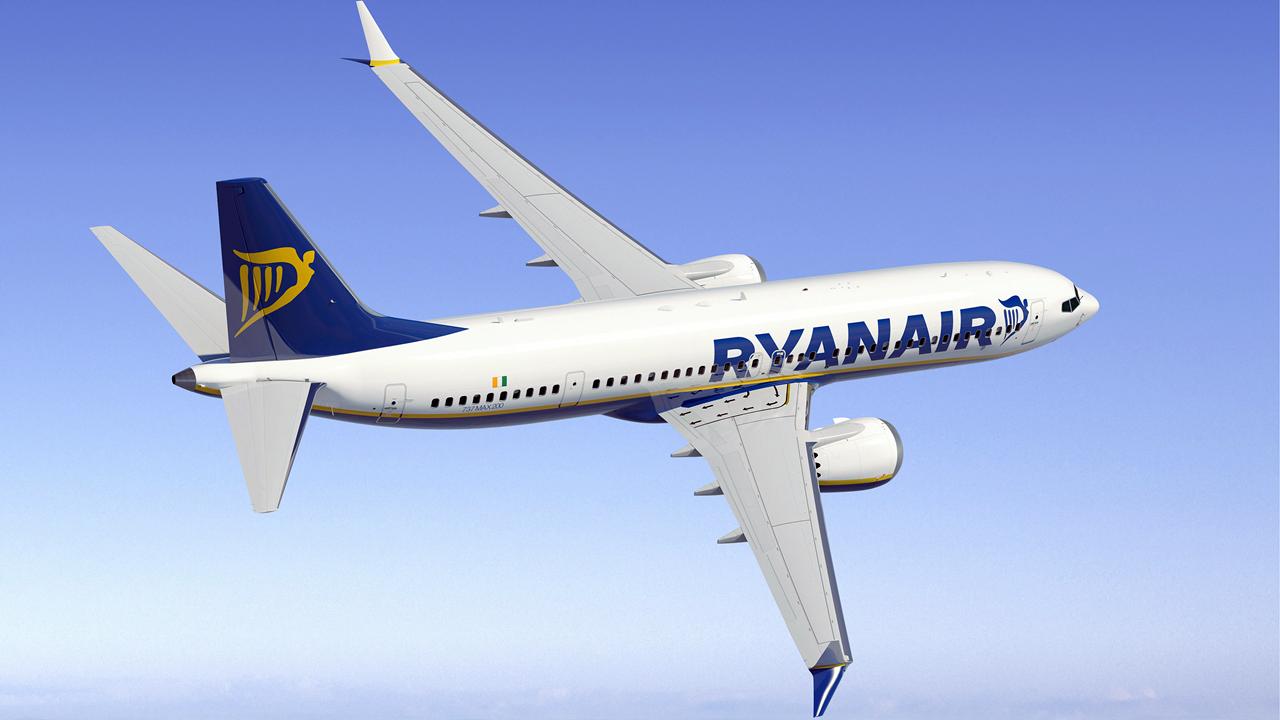 Ryanair - Boeing 737 MAX-200