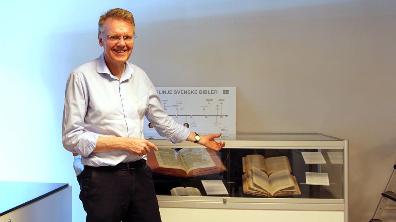 Rune Arnhoff - Nordisk bibelmuseum