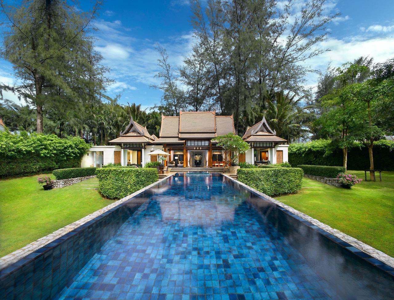 Banyan Tree Phuket - Luksushotell - Thailand