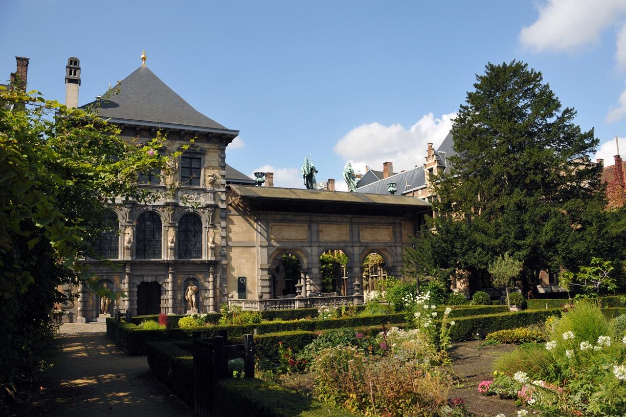 Rubenshuis - Antwerpen - Belgia