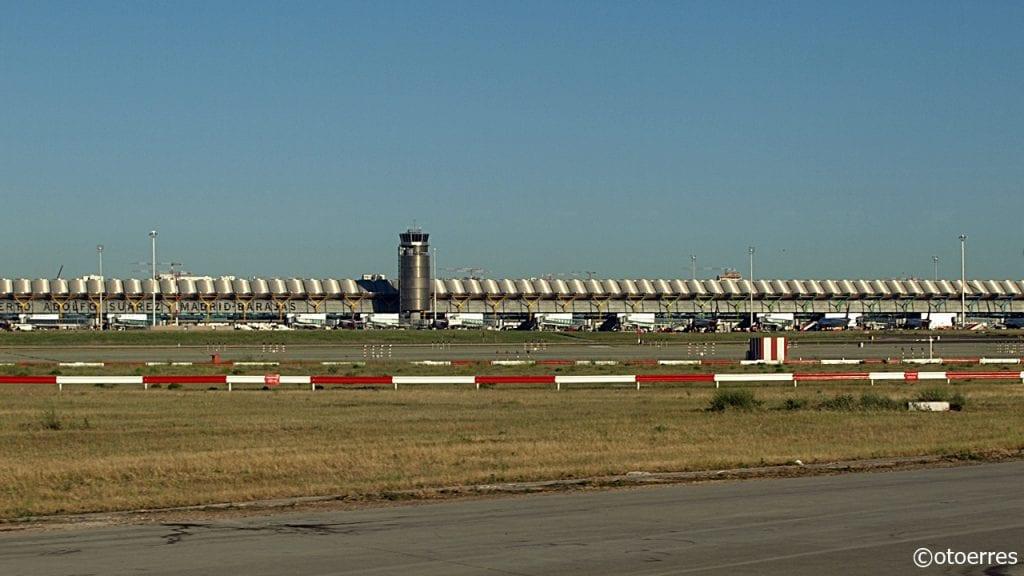 Madrid Barajas Airport - Spania