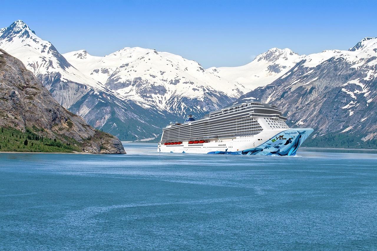 NCL - Norwegian Bliss - Cruiseskip - Alaska