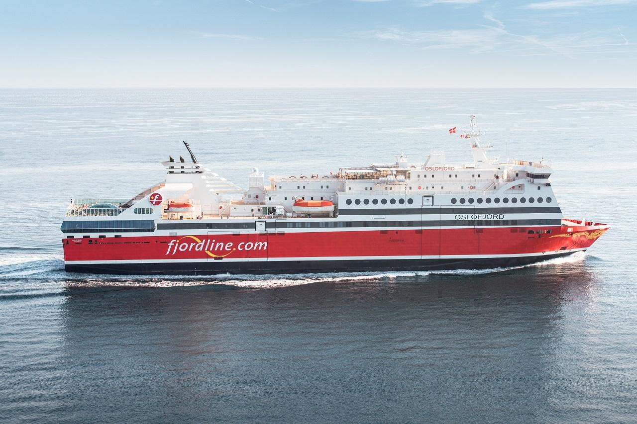 Ms Oslofjord - Fjord Line - Sandefjord - Strømstad