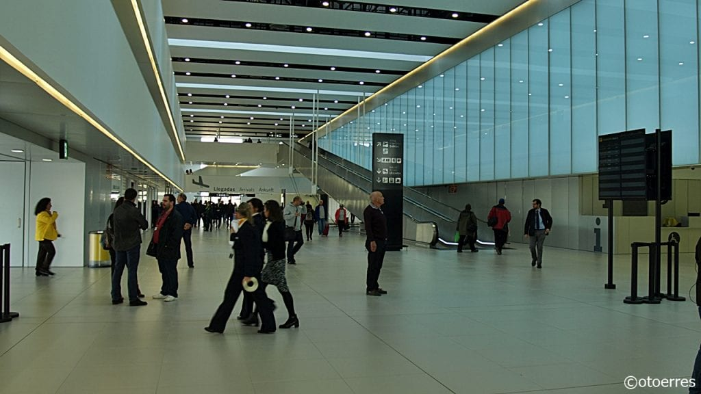 RMU - Aeropuerto Internacional Región de Murcia - Corvera - Flyplass