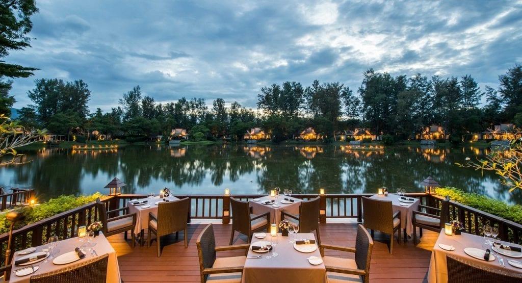 Banyan Tree Phuket - Thailand - resort - Tre-restaurant