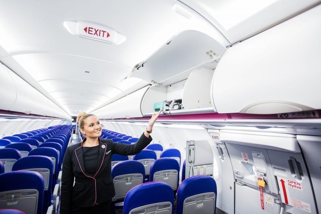 Wizz Air Vil Utfordre Sas Og Norwegian Pa Stavanger London Dfly