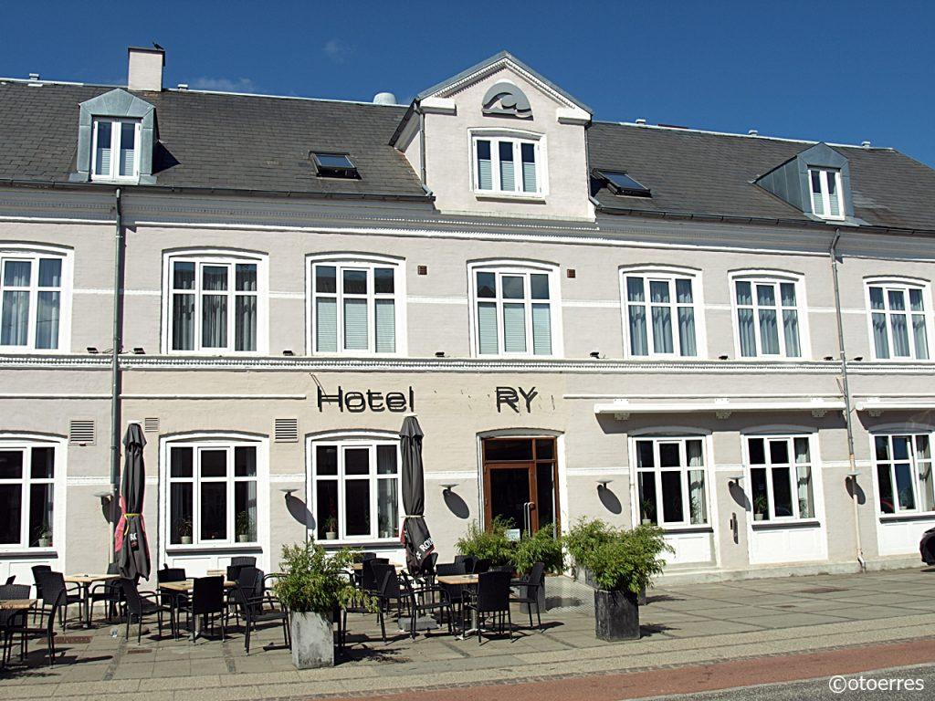 Hotel Ry - Søhøjlandet - MidtJylland - Danmark