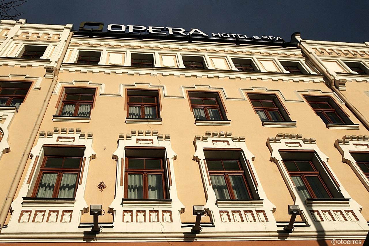 Opera Hotel & Spa - Riga - Latvia