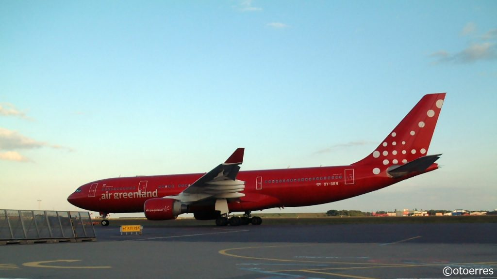 Air Greenland - Airbus A 330 - Kastrup