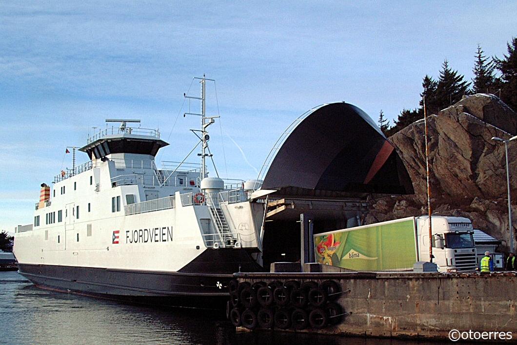 Fjordveien - Ferge - Norled - Rogaland