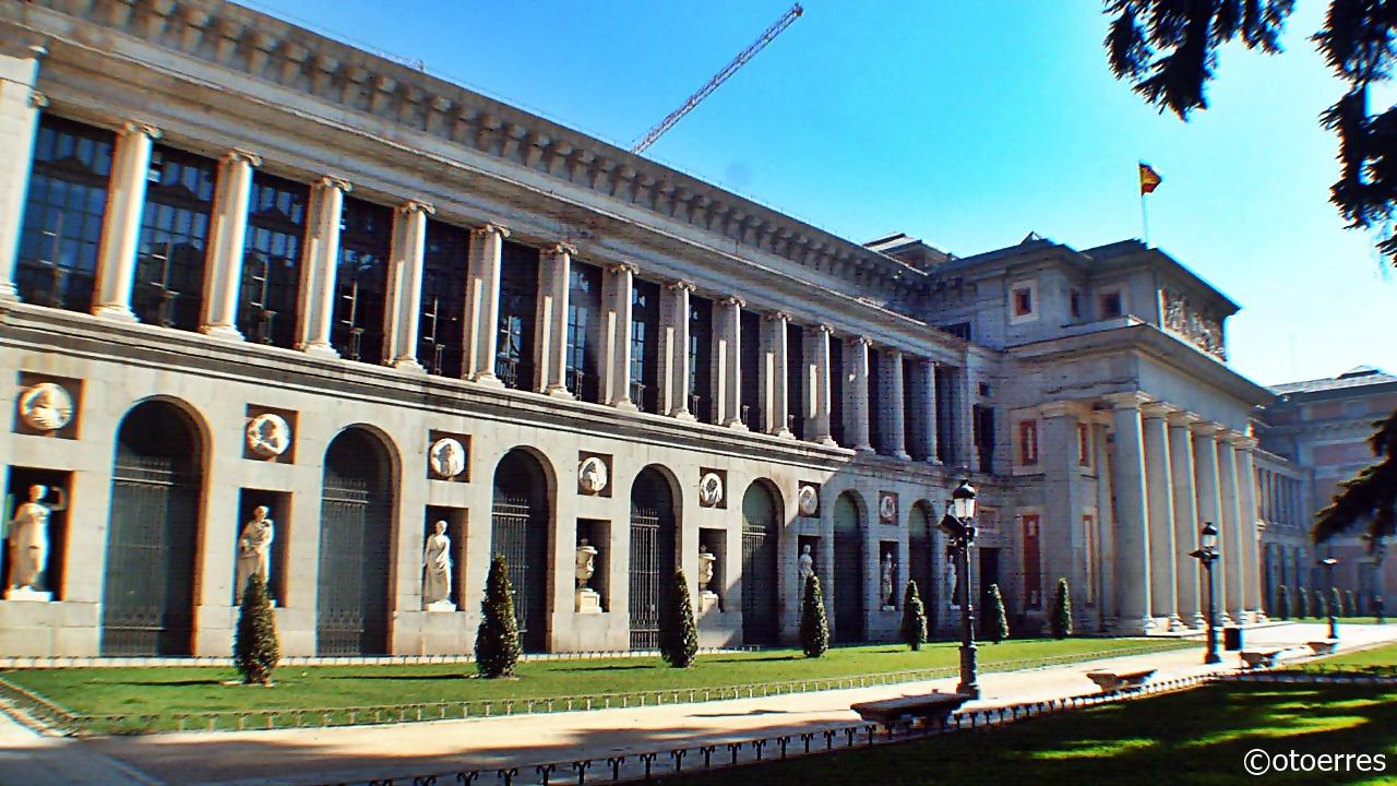 prado - kunstmuseum - Madrid - Spania