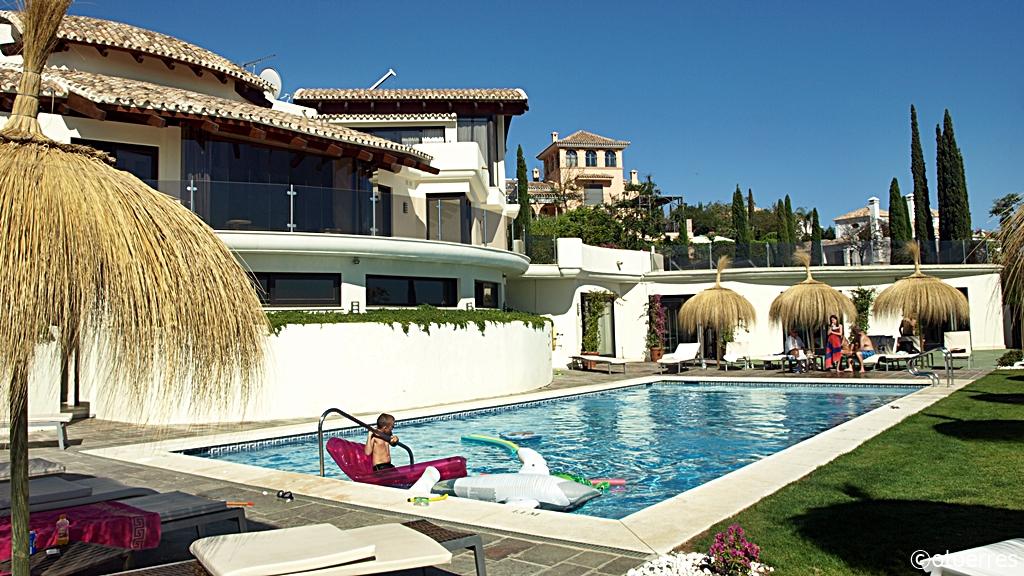 vømmebasseng - Estepona - Costa del Sol - Andalusia - Spania