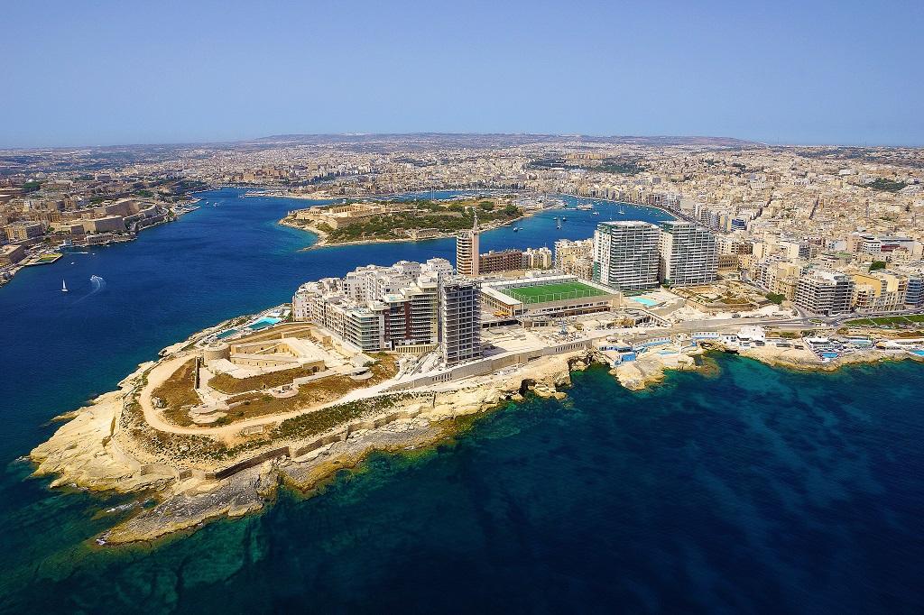 Sliema - Valetta - Malta