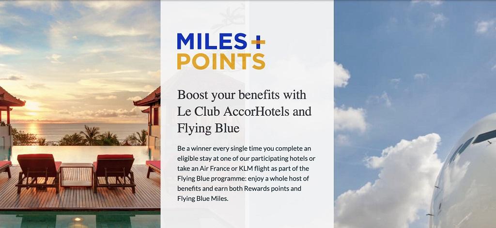 Accor+AirFrance-KLM - lojalitetsprogram