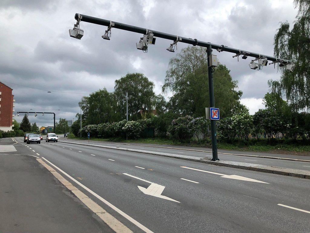 Bomstasjon - NAF - Norge