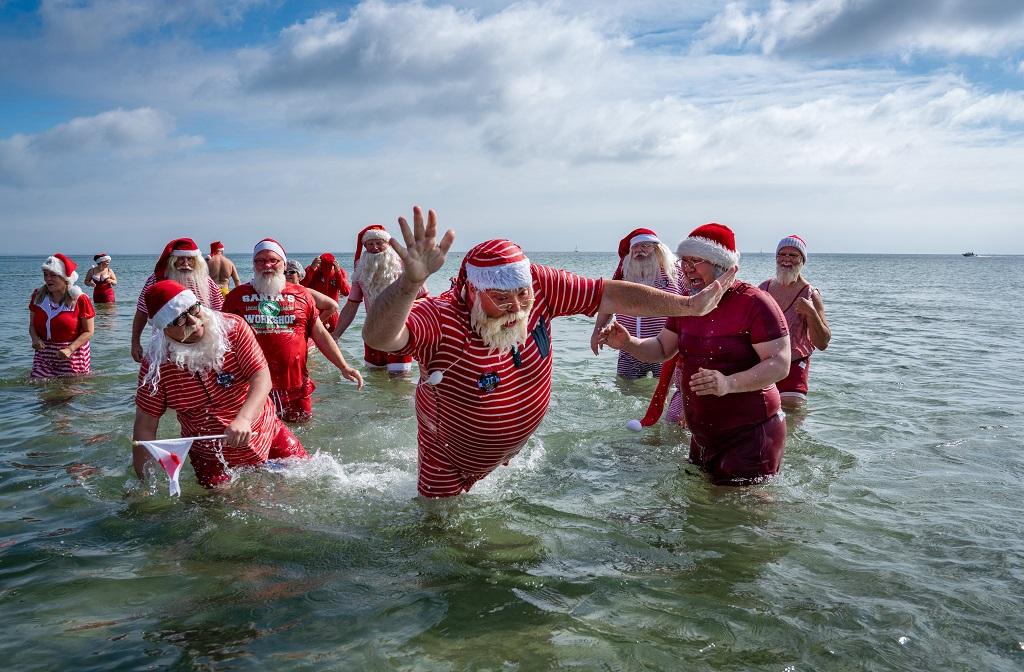 Julemændenes Verdenskongres - Bakken - København - Danmark