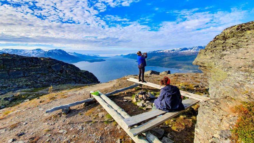 Bollmannveien - Lyngen - Troms - Visit Lyngenfjord - Vandreguide - 2019