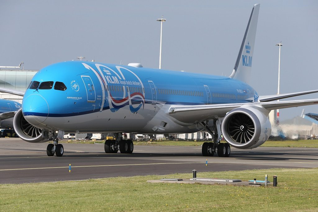 KLM - Boeing B 787-10 - Dreamliner - Schiphol - Amsterdam - 30. juni 2019 - Paul Ridderhof