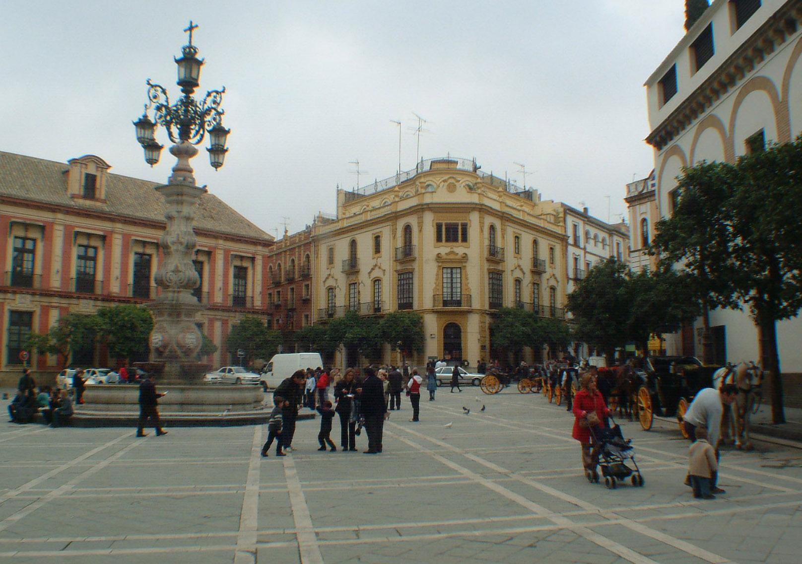 Sevilla - Andalusia -Spania