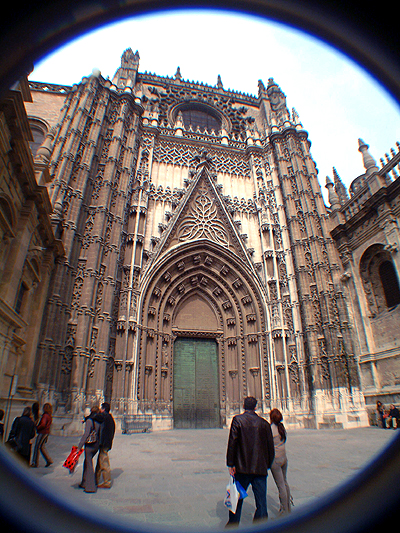 Katedral - Sevilla - Andalusia - Spania