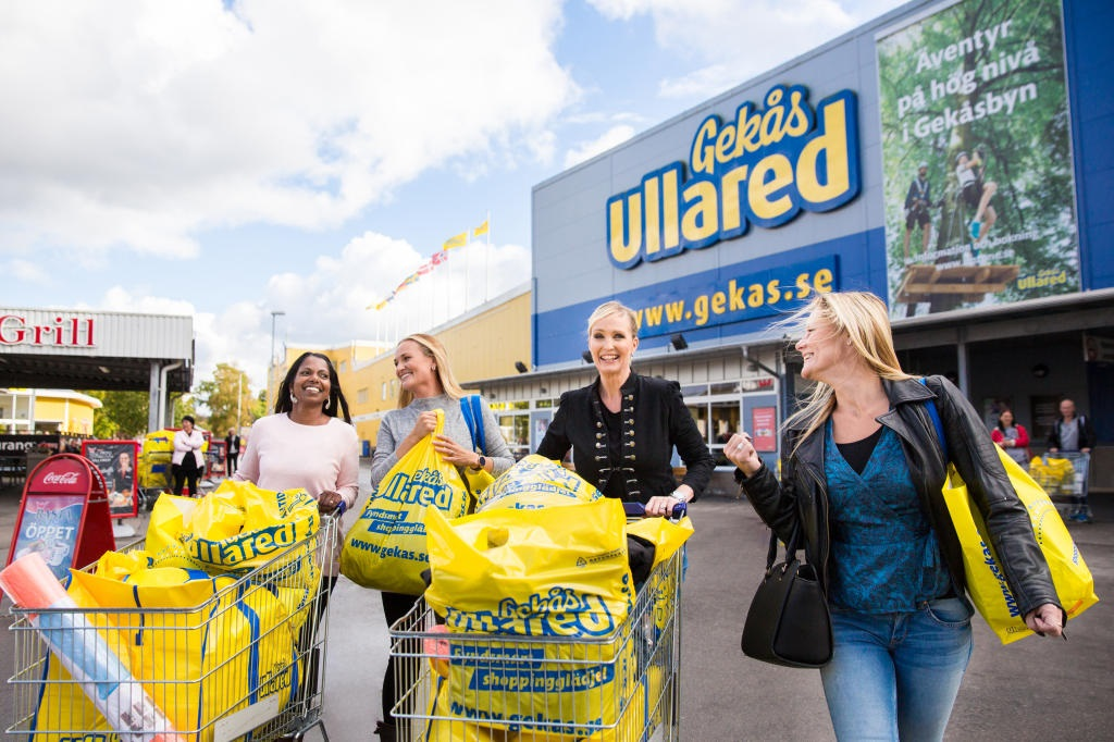 Gekås - Ullared - Shopping - Sverige