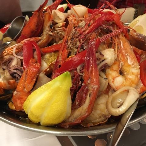 O Pescador - Fiskerestaurant - Cascais - Portugal - by Tamarmarcopolostyle
