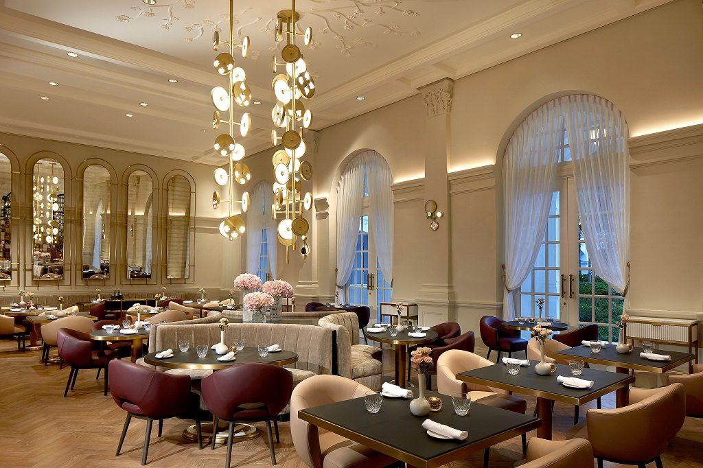 La Dame de Pic - Restaurant - Raffles Singapore