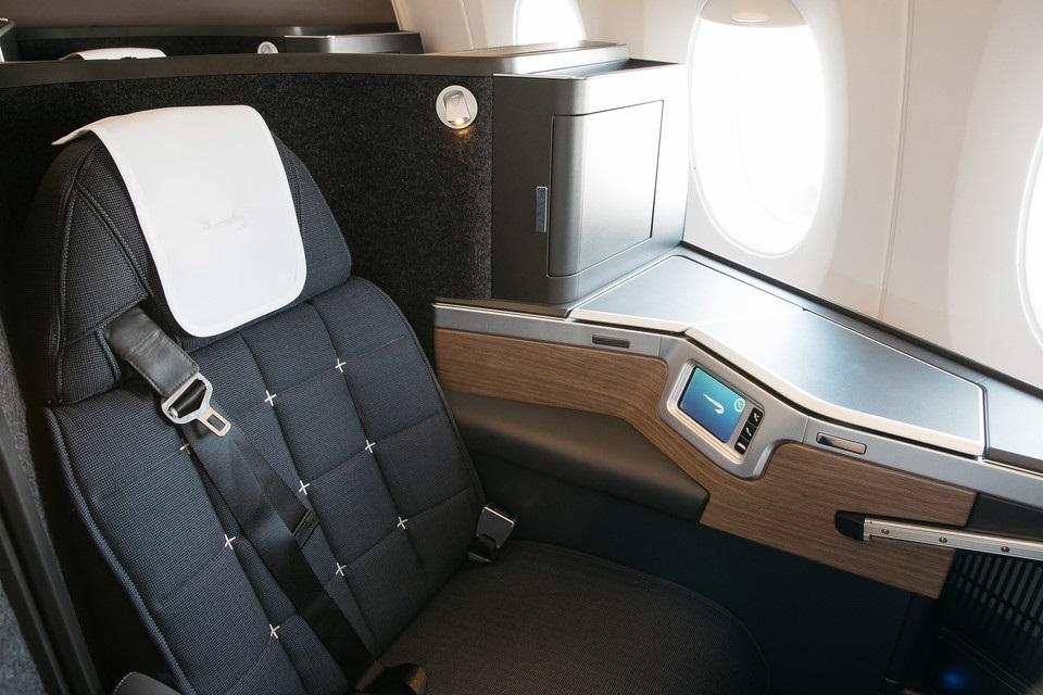 British Airways - Airbus A 350 - Heathrow - Juli 2019