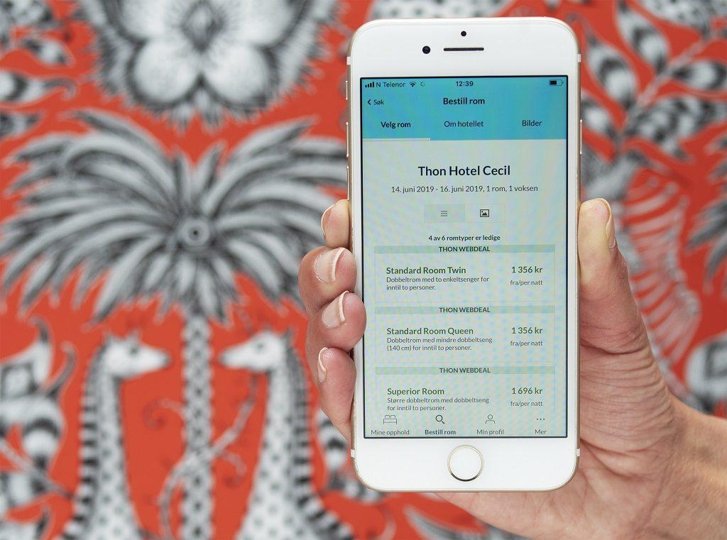 Thon Hotels - App
