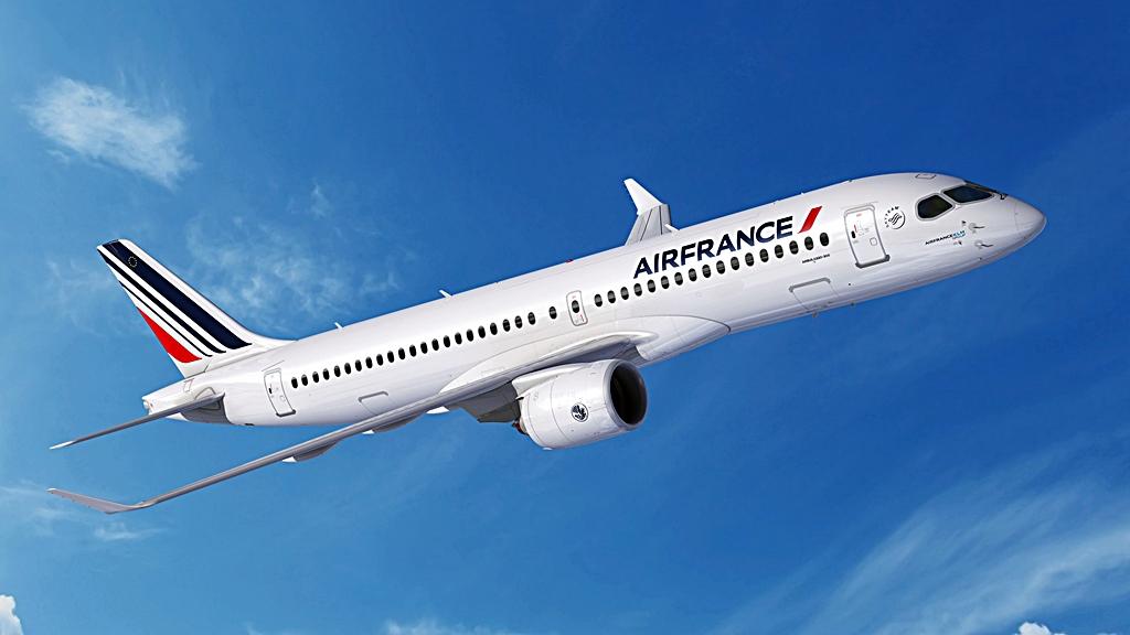 Air France - Airbus A 220