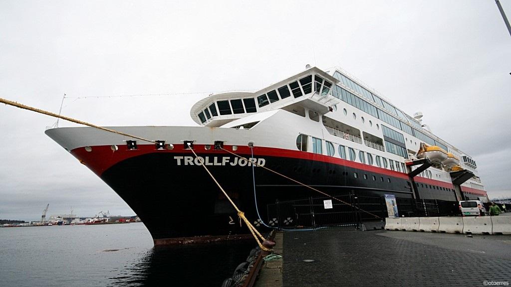 Trollfjord - Hurtigrute - Stavanger
