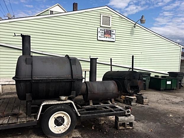 3 Hogs BBQ - Spring Grove - Pennsylvania - USA- by Tamarmarcopolostyle