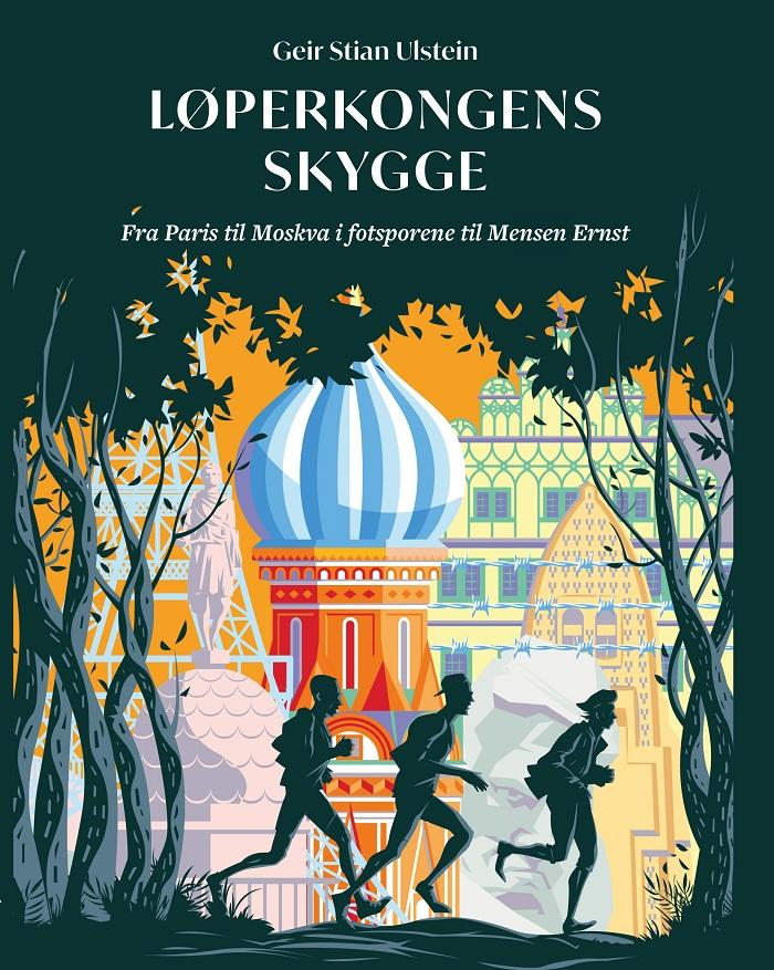 Løperkongens skygge - Mensen Ernst - Bokutgivelse - Geir Stian Ulstein - Øyvind Torp - Fri Flyt forlag