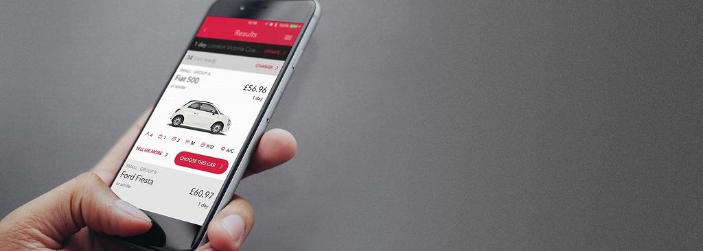 Avis App - Bilutleie - Smartphones