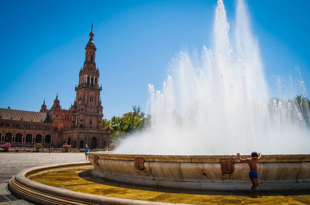 Sevilla - Andalusia - Spania - SAS